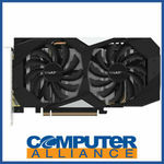 Gigabyte GTX 1660 Ti 6GB Video Card, $375.20 + Delivery (Free with eBay Plus) @ Computer Alliance eBay