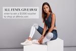 Win a $1000 All Fenix Activewear Voucher