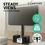 TV Mount Floor Stand with Swivel 32 to 70 Inch (up to 40KG) $85.60 Delivered @ eBay Ozplaza