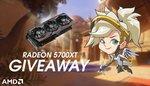 Win an AMD Radeon RX 5700 XT Graphics Card Worth $629 from Hoshi/AMD