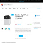 Sensibo Sky Wi-Fi Air Conditioner Controller $99 + $10 Flat Rate Shipping @ SmartHome.com.au