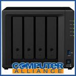 [eBay Plus] 4 Bay Synology DS918+ 4GB DiskStation Scalable Gigabit NAS Unit $611.15 Delivered @ Computer Alliance eBay