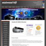 Yamaha RX-V685 Titanium 7.2Ch AV Receiver $699 (Plus Shipping or Free Pickup) @ Eastwood HiFi
