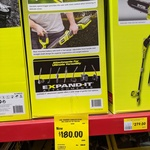 [SA] Ryobi 36V: Line Trimmer Kit or Pressure Washer Skin (Were $299) $180 Each @ Bunnings Port Lincoln