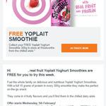 Free Yoplait Yoghurt Smoothie @ Woolworths Rewards (Excludes TAS, Woolworths Metro / Caltex)