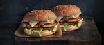 [QLD] Buy 1 Burger, Get 1 Burger Free @ Oporto