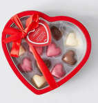 Belgian Choc Valentines Gift Box $2.50 (Was $10), Heart Lollipop $0.62 (Was $2.50), Choc Heart $1.25 (Was $5) in-Store @ Target