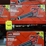[VIC] Ozito Power X Change 2x 18V Brushless Jet Blower Kit $99 @ Bunnings (Oakleigh)