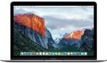 "[Refurb] Apple 12"" MacBook 1.2GHz Dual-Core Intel M5 - Space Grey $897 @ EB Games"