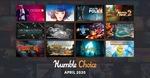 [PC] Steam - Humble Choice April 2020 (incl. Hitman 2, Opus Magnum, Gris) - $19.99/$29.99 AUD - Humble Bundle