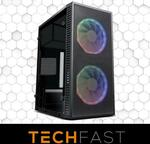 R5-3500X GTX 1660 Gaming PC: $788 + Delivery @ TechFast