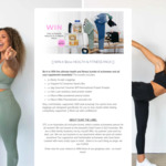 Win a Health & Fitness Pack Worth $600 from Duke The Label