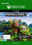 [XB1] Minecraft (Game+Explorers Pack) $15.69 [XB1] Minecraft DLC: Minecraft Explorers $3.29 Creators $3.69 Starter $3.69 @ Cdkey
