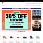 30% off Site Wide at Shoe Warehouse, Including Discounted Items. Free Shipping with $79 Spend