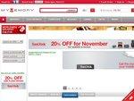 MyMemory 20% SanDisk Offer