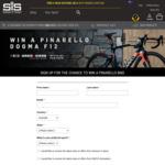 Win a Pinarello Dogma F12 Road Bike from Science in Sport