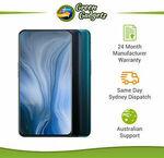 Oppo Reno 5G - 256GB/8GB RAM, Green or Jet Black $599 + Free Shipping @ Green Gadgets Australia eBay