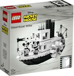 LEGO Ideas Steamboat Willie 21317 $103.20 + Delivery ($0 in VIC / $7.90 Elsewhere) @ Big W (Online Only)