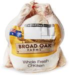 Whole Chicken $2.99/kg, Chicken Breast $7.99/kg, Bacon 1kg $8.99, Lamb Rack $19.99/kg, Beef Eye Fillet $21.99/kg @ ALDI