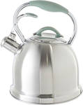 Smith & Noble Brushed Stainless Steel Kettle 2.5l $29.95 + Delivery @ Harris Scarfe