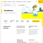 Receive up to $60 Bonus When You Open a Goal Saver Acount and Increase The Balance for 3 Consecutive Months @ Commonwealth Bank