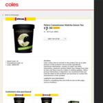 Peters Connoisseur Matcha Green Tea $7.50 (Save $3.50) @ Coles