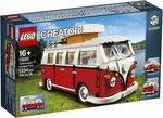 LEGO Creator Expert Volkswagen T1 Camper Van 10220 $129.00 Delivered @ Amazon AU