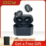 QCY HT01 Hybrid ANC Active Noise-Cancellation Earphones A$73.05 @QCY Official Store via AliExpress