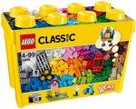 LEGO Classic Large Creative Brick Box 10698 $48.59 Delivered @ Amazon AU