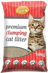 Feline First Premium Clumping Cat Litter 14 kg - $10.99 + Delivery ($0 with Prime / $39 Spend) @ Amazon AU