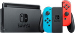 Nintendo Switch Neon/Grey MK8 Deluxe NSO 3mth Bundle $399 @ TGG (Expired) | Nintendo Switch Console Only $399 @ Amazon/Target