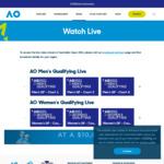 Free Live Streaming of Australian Open Tennis 2021 Qualifying Rounds @ Australian Open