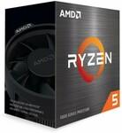 [Pre Order] AMD Ryzen 5 5600X Desktop CPU $469 + $7.95 Delivery ($0 Pickup) @ Harvey Norman
