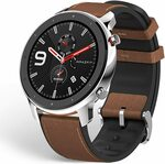 """Amazfit GTR 47mm 1.39"""" AMOLED GPS Built-in Bluetooth Smartwatch $189 Delivered @ Amazfit Official Amazon AU"""