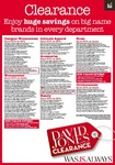 David Jones Clearance Boxing Day Sale Range from 30-60% Selected Items (Instore and Online)