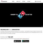 50% off Premium & Traditional  Pizzas @ Domino's Pizza via App