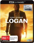 Logan 4K Blu-Ray $8.95 + Delivery ($0 with Prime / $39 Spend) @ Amazon AU