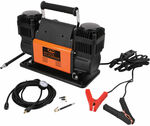[Afterpay] XTM Dual Air Compressor $134.99 Delivered (Free C&C) @ Supercheap Auto (Club Membership Required)