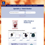 Saffron Threads or Powder 0.5g $2.99 @ ALDI