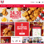 [ACT & Selected NSW Stores] Free Zinger Crunch Bowl with Purchase of Zinger Crunch Burger $7.95 @ KFC App