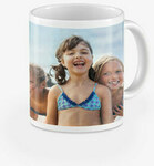 11oz (325ml) Custom Photo Mug - $6 with Free Next Day Click and Collect @ Kmart Photos