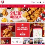 [QLD] Free Tender Hotdog and Chips @ KFC (King George Square Brisbane)