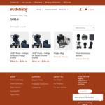 30% off Selected JIVE³ Prams and Accessories: JIVE³ Single Pram (Indigo) $629.30 + Shipping @ RedsBaby