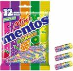 MENTOS Mini Rainbow Bag 120g $1.40 + Delivery ($0 with Prime/ $39 Spend) @ Amazon AU