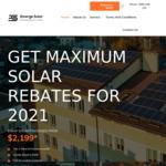 [WA] 6.6kW Jinko Mono Half Cut Panels + Growatt 5kw Inverter from $2,199 Installed & No Upfront Payment @ Emerge Solar