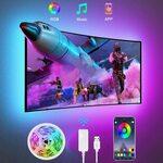 JORAGO 2M TV Backlight LED Light Strip Kit $14.39 (RRP $24.99) + Delivery (Free with Prime/ $39 Spend) @ Jorago Amazon AU