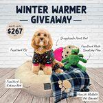 Win a Heat Pad, Pet Blanket, Pet Bed, Dog Pyjamas, Scratchy Flea (Worth $267) from Vet-N-Pet DIRECT