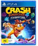 [PS4, PS5] Crash Bandicoot 4: It's About Time $20 C&C / + Delivery @ Target