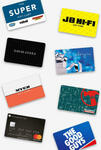 10-15% off All Gift Cards When Using Points for Purchase + 600 PTS or $4 Delivery @ Qantas Store