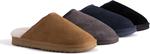 [eBay Plus] UGG Water-Resistant Sheepskin Slippers $25 @ sourcecointernational eBay